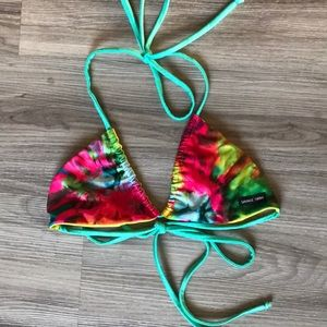 "Savage swim ""BETTY"" bikini top"